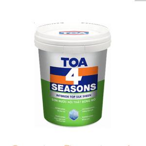 TOA 4 Seasons Interior Top Silk Sheen