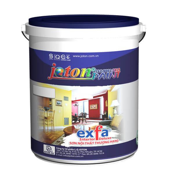 Sơn nước nội thất Joton Exfa