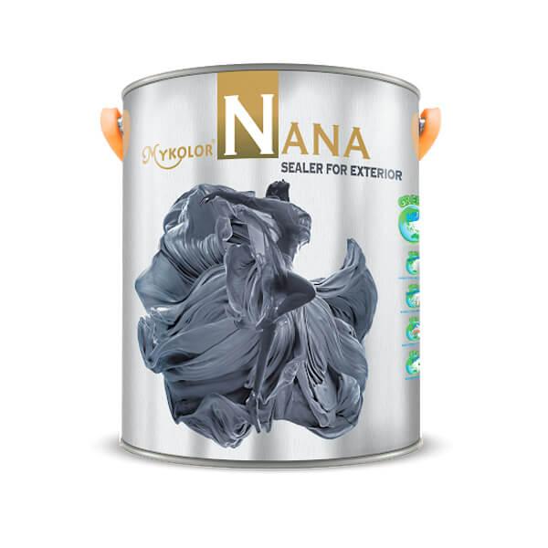 Sơn lót chống kiềm ngoại thất Mykolor Nana Sealer For Ext