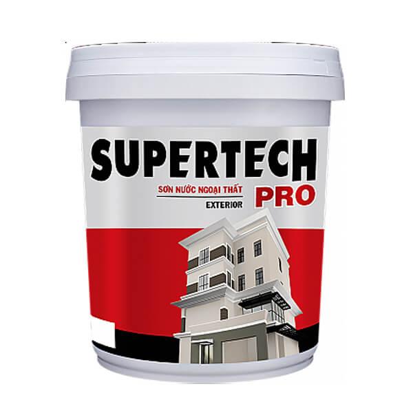 Sơn chống kiềm nội và ngoại thất TOA Supertech Pro