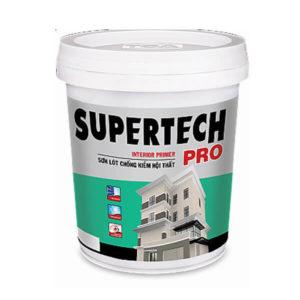Sơn nước nội thất siêu trắng TOA Supertech Pro