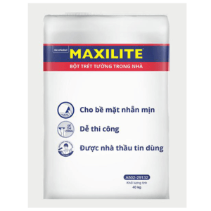 Bột trét trường nội thất Maxilite