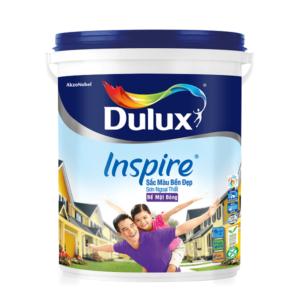 Sơn nước ngoại thất Dulux Inspire 79AB Bề mặt bóng