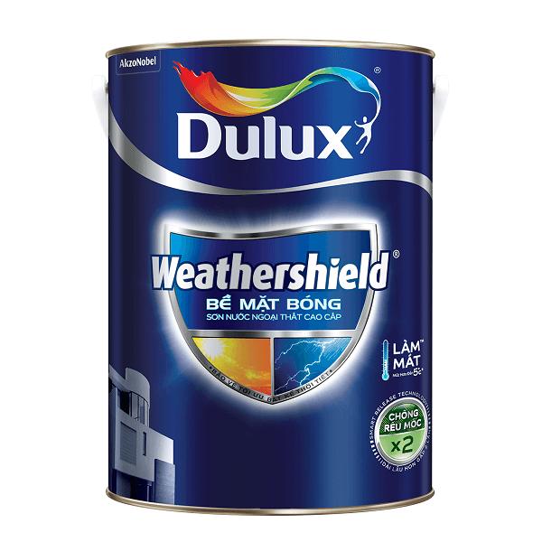 Sơn ngoại thất Dulux Weathershield BJ9