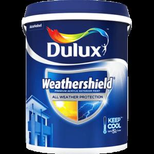 Sơn nước ngoại thất Dulux Weathershield Max