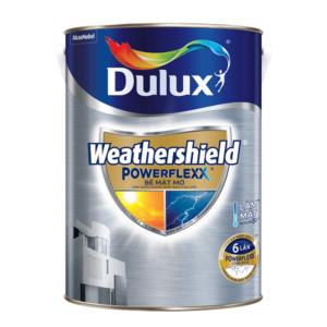 Sơn ngoại thất Dulux Weathershield Powerflexx GJ8