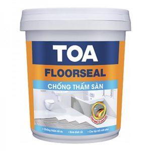 Sơn chống thấm sàn TOA FloorSeal
