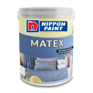 Sơn nội thất Nippon Matex
