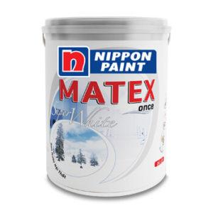 Sơn nội thất Nippon Matex Super White