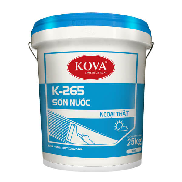 Sơn ngoại thất KOVA K-265