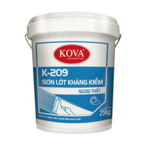 Sơn lót ngoại thất kháng kiềm KOVA K-209