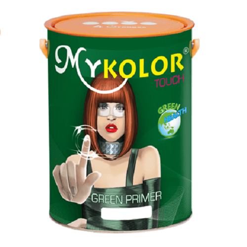 Mykolor Touch Green Primer For Int