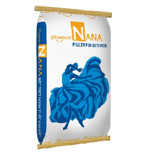 Mykolor Nana Filler For Exterior-Bột trét ngoại thất