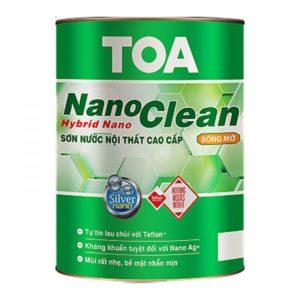 Sơn lót chống kiềm nội thất cao cấp TOA NanoClean