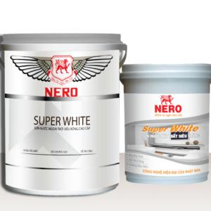 Sơn nước nội thất cao cấp Nero Super White