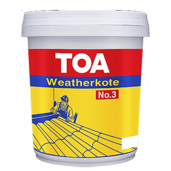 TOA Weatherkote No.3