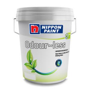 Sơn lót nội thất Nippon Odour-Less Sealer
