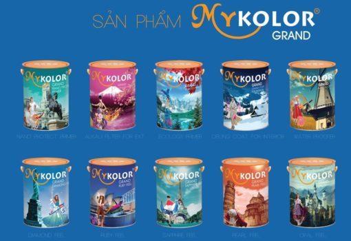 sản phẩm Mykolor Grand