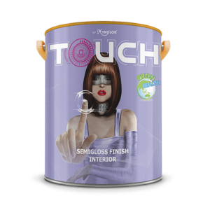 Mykolor Touch Semigloss Finish Interior