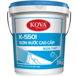 SƠN NGOẠI THẤT CAO CẤP KOVA K-5501