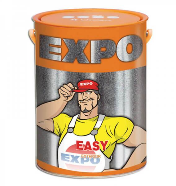 Sơn nước ngoại thất Expo Easy For Exterior (Màu thường)
