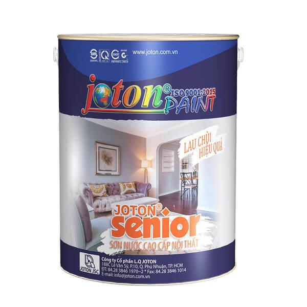 Sơn nước nội thất Joton Senior