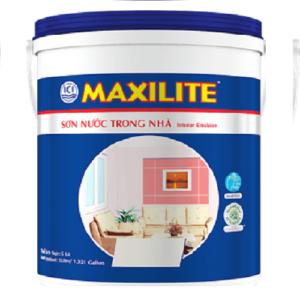 Sơn nước nội thất trong nhà Maxilite chính hãng