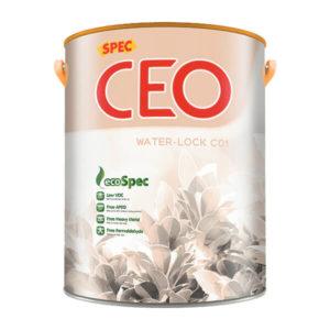 Sơn chống thấm chuyên dụng Spec CEO Water-Lock C01