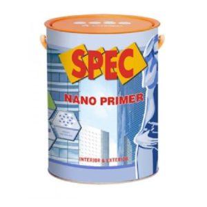Sơn lót công nghệ nano Spec Nano Primer