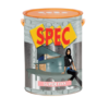 Sơn chống thấm pha xi măng Spec Super Fixx
