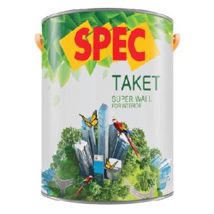 Sơn nội thất mờ sang trọng Spec Taket Super Wall For Int New