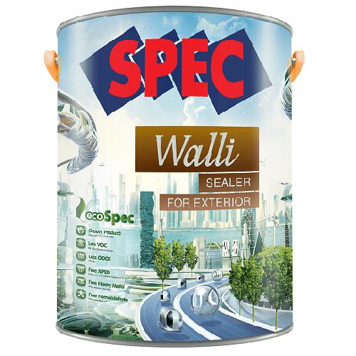 Spec Walli Sealer For Exterior