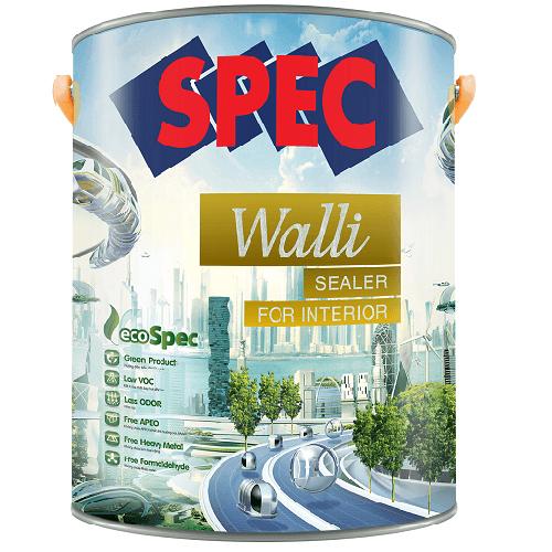 Spec Walli Sealer For Interior