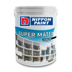 Sơn lót ngoại thất Nippon Super Matex