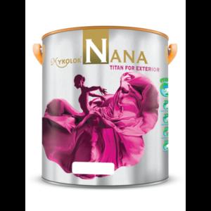 Mykolor Nana Titan For Ext-Sơn ngoại thất bóng lau chùi hiệu quả