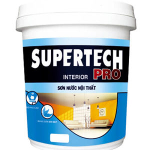 TOA Supertech Pro Interior