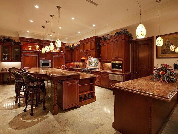 phong cách nhà bếp cổ điển