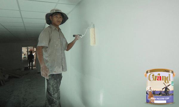 sơn chống thấm mykolor