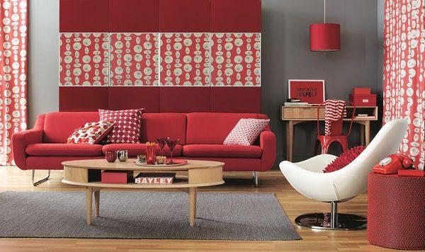 sơn nội thất nguyên tắc 60-30-10