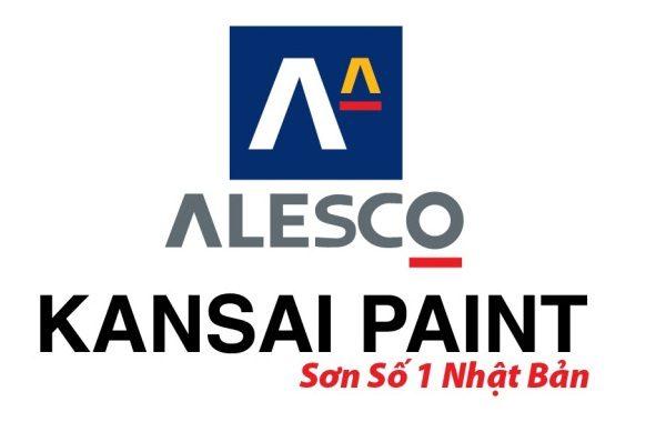 Logo Kansai Paint – ALESCO