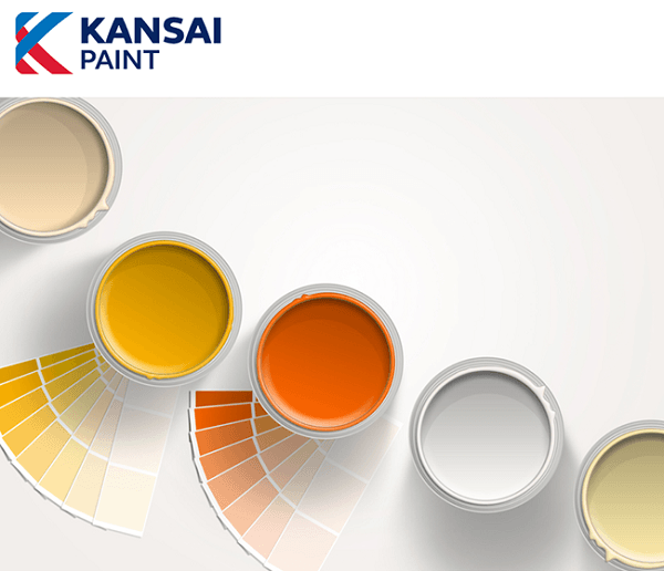 màu sơn kansai paint