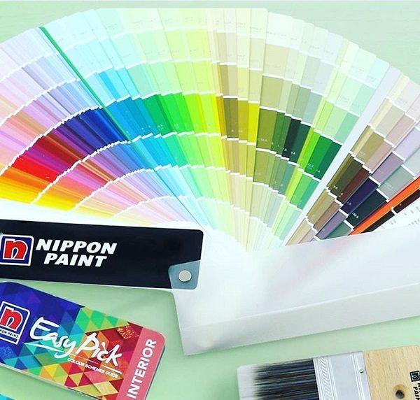 màu sơn Nippon