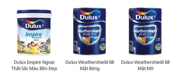 Sơn ngoại thất Dulux