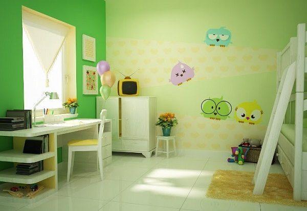 Chọn màu sơn nhà đẹp cho người tuổi Nhâm Ngọ