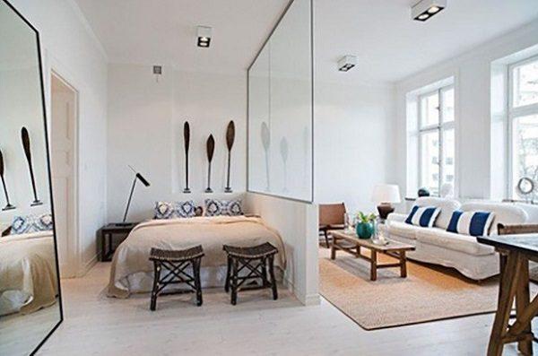 Chọn màu sơn nội thất cho nhà diện tích nhỏ
