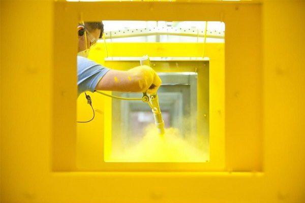 Công nghệ sơn tĩnh điện là gì