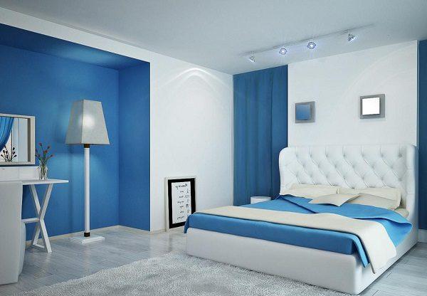 Màu sơn phòng ngủ hợp tuổi quý hợi