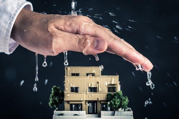 Nguyên nhân sân thượng bị thấm nước