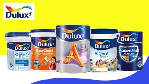 Sản phẩm Dulux