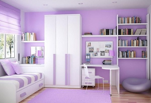 Sơn Mykolor màu tím violet